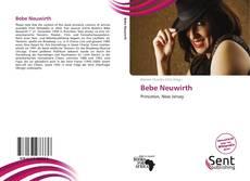 Bookcover of Bebe Neuwirth