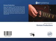 Bookcover of Osmose Productions