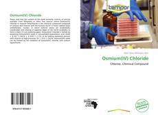 Buchcover von Osmium(IV) Chloride
