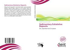 Bookcover of Sedimentary Exhalative Deposits