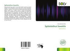 Copertina di Spilostethus Saxatilis