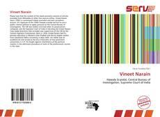 Bookcover of Vineet Narain