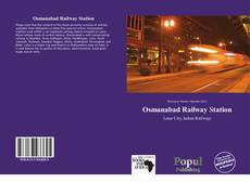 Bookcover of Osmanabad Railway Station