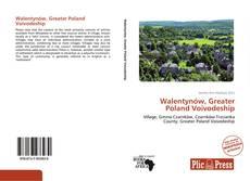 Copertina di Walentynów, Greater Poland Voivodeship