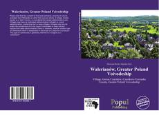Bookcover of Walerianów, Greater Poland Voivodeship