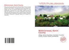 Capa do livro de Walerianowo, Konin County