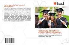 Bookcover of University at Buffalo School of Management