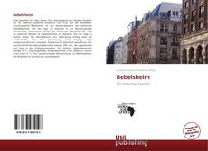 Buchcover von Bebelsheim