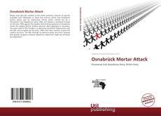 Portada del libro de Osnabrück Mortar Attack