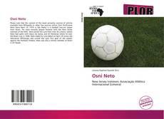 Capa do livro de Osni Neto