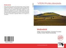 Bookcover of Weśrednik