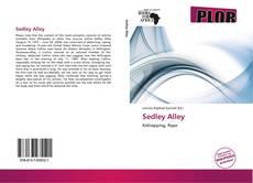Buchcover von Sedley Alley