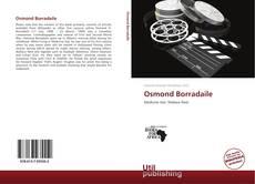 Portada del libro de Osmond Borradaile