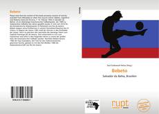 Capa do livro de Bebeto