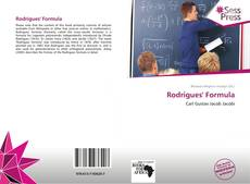 Bookcover of Rodrigues' Formula