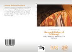 Osmund (Bishop of Salisbury)的封面