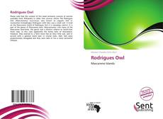 Couverture de Rodrigues Owl