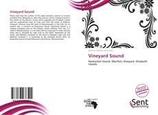 Bookcover of Vineyard Sound
