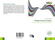 Copertina di Peloponnesian League