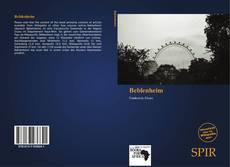 Bookcover of Beblenheim