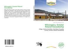 Capa do livro de Wilczogóra, Greater Poland Voivodeship