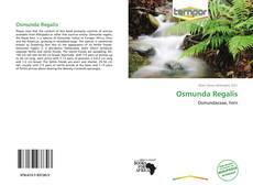 Capa do livro de Osmunda Regalis