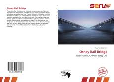 Bookcover of Osney Rail Bridge