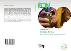 Обложка Beborn Beton