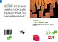 Bookcover of Vineland Cemetery