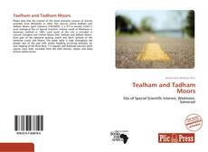 Portada del libro de Tealham and Tadham Moors