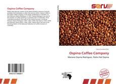Ospina Coffee Company kitap kapağı