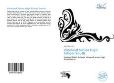 Buchcover von Vineland Senior High School South