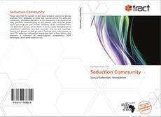 Bookcover of Seduction Community