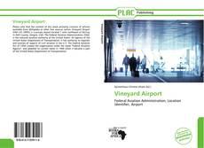 Vineyard Airport kitap kapağı