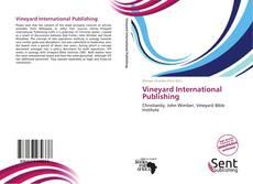 Обложка Vineyard International Publishing