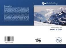 Buchcover von Becca d'Oren