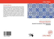 Buchcover von Vineam Domini