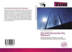 Bookcover of City Hall (University City, Missouri)