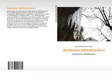 Bookcover of Bechhofen (Mittelfranken)