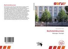 Bookcover of Bechsteinbrunnen