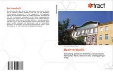 Portada del libro de Bechtersbohl