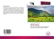 Bookcover of Beckenberg