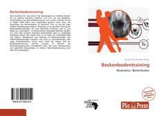 Обложка Beckenbodentraining