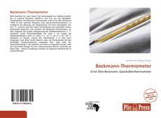 Copertina di Beckmann-Thermometer