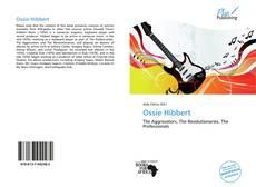 Buchcover von Ossie Hibbert