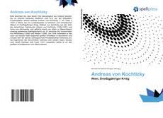 Обложка Andreas von Kochtizky