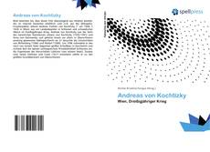 Andreas von Kochtizky的封面