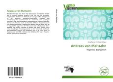 Bookcover of Andreas von Maltzahn