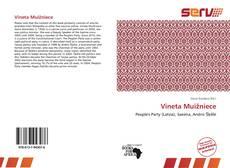 Bookcover of Vineta Muižniece