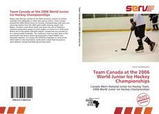 Обложка Team Canada at the 2006 World Junior Ice Hockey Championships